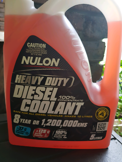 Heavy Duty Diesel Coolant