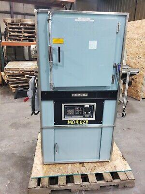 Blue M Blue-m Dc-206c-hp Dc-206c Batch Convection Oven Heat Treat 23sr