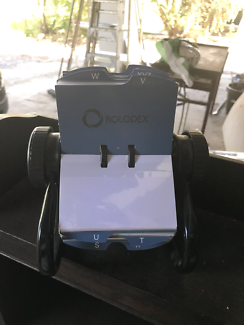 Rolodex  card holder