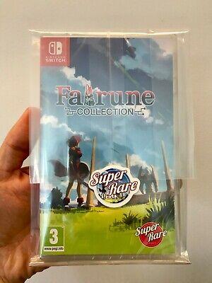 Fairune Collection Super Rare Games SRG#14 Nintendo Switch