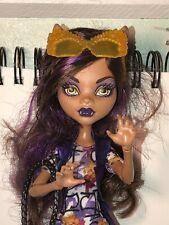 monster high doll clawdeen wolf boo york | ebay