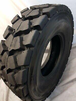 2-tires 12.580-18 New Road Crew Tire Tl Hd 16 Ply Front Farm Backhoe Tire
