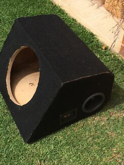 Subwoofer Box  St Helens Park Campbelltown Area Preview
