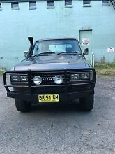 Toyota Landcruiser 1989 GXL 60 Series Diesel Automatic Charlestown Lake Macquarie Area Preview