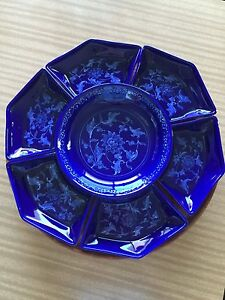 Chinese Candy Dish on lazy Susan Dee Why Manly Area Preview