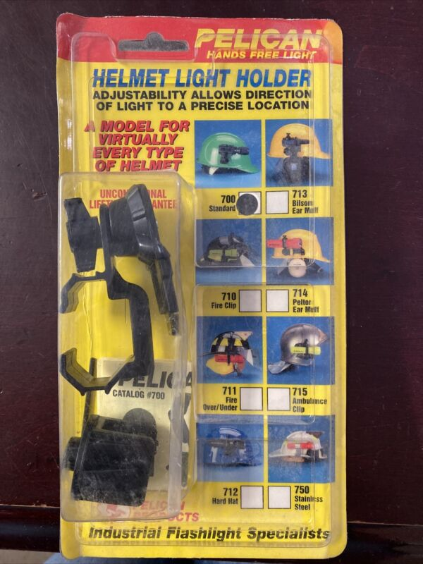 Pelican Helmet Light Holder 700 Standard