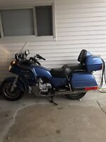1985 GL 1200 GOLDWING INTERSTATE