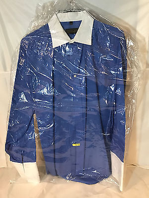 DONALD J. TRUMP Signature Dress Shirt size 17 / 34-35 Regular Fit - DRY CLEANED