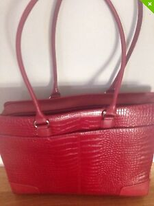 TARGUS Red Laptop Bag Stirling Stirling Area Preview