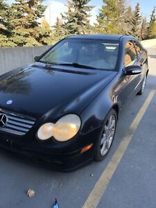 2003 Mercedes-Benz Kompressor CHEAP!