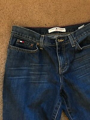 Tommy Hilfiger Jeans size 4 Medium Wash Womens Denim Pants