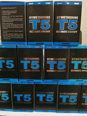 T5 Extreme energy fat burner - vst research - weight loss pill - Free Delivery