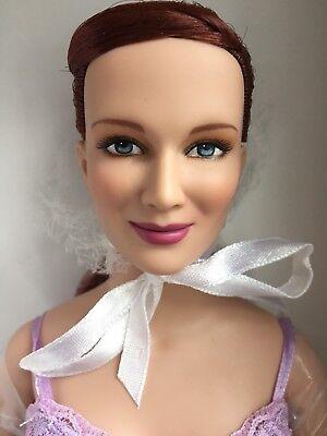 "Tonner TYLER 16"" 2006 EMME BASIC REDHEAD Fashion Doll NRFB Full Figured Body"
