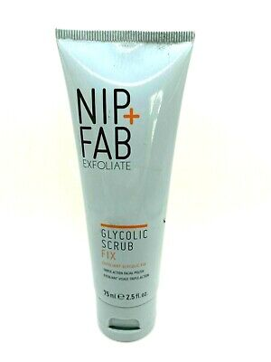 Nip Fab Exfoliate Glycolic Scrub Fix 75ml (2941)