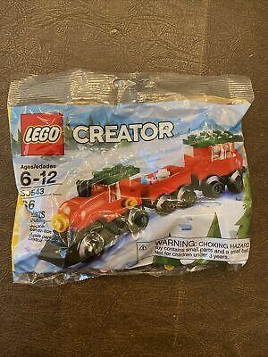 New | LEGO Creator Christmas Train 30543