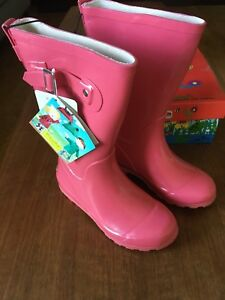 Girls Tain Boots size 13