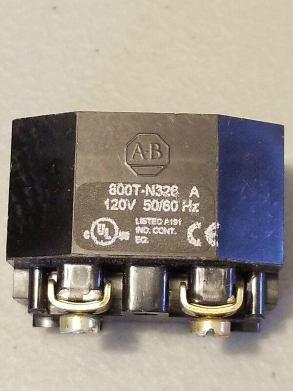 Allen-Bradley Transformer 800T-N326 A 120 V 50/60 HZ