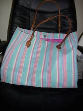 Stripey Beach Bag Kelmscott Armadale Area Preview