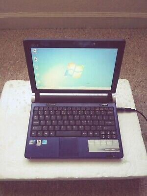 Acer Aspire One Series, Model KAV60 Netbook, Intel, 2GB Ram, 160 GB HDD.