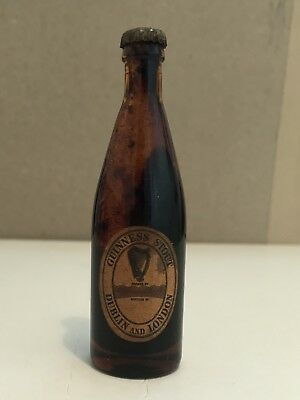 Miniature Guinness Bottle