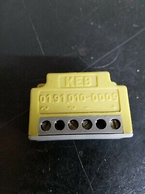 Keb Automation 01.91.010-0009 01910100009 New No Box