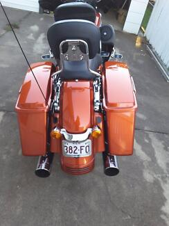 Harley Davidson streetglide 2011 stage 4 kit good condition 21 k