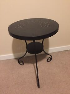 IKEA Table Metal Round Table