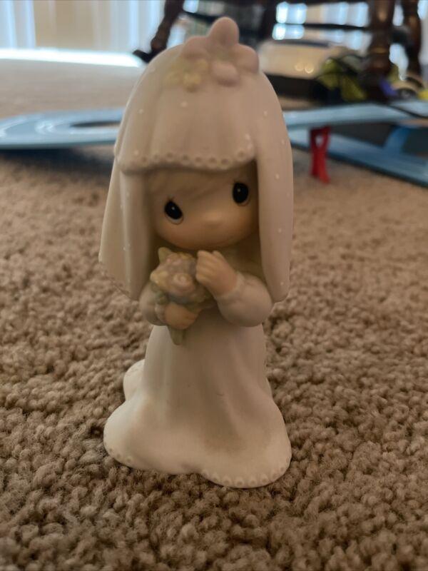 """Precious Moments - """"Bride"""" (E-2846)"""