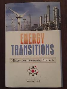 Energy Transitions - History, Requirements, Prospects Hawthorn Boroondara Area Preview