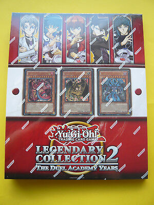 YuGiOh - Legendary Collection 2 - The Duel Academy Years - Deutsch - Neu / OVP
