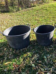 Planter/tree buckets