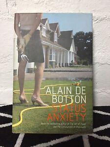 STATUS ANXIETY by Alain De Botton, Hardcover. Excellent condition Thornbury Darebin Area Preview