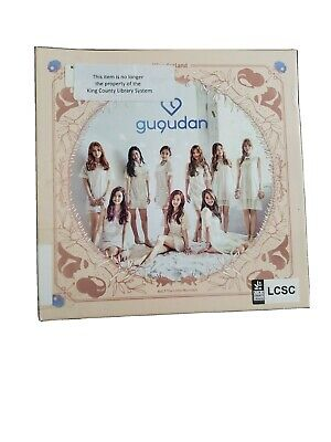 GUGUDAN I.O.I [ACT.1 THE LITTLE MERMAID] 1st Mini Album / NO PHOTOCARD