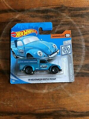 '49 Volkswagen Beetle Pickup Volkswagen Hot Wheels Car