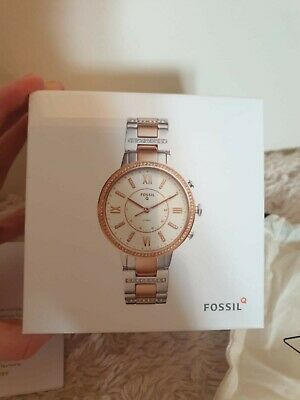 Fossil Q Hybrid Smart Watch Ladies