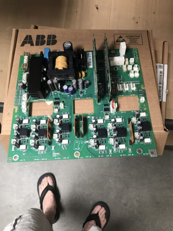 ABB ACS 800 GINT 5611C Board