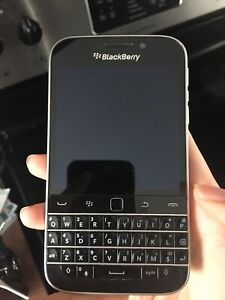 BlackBerry Classic en super état !