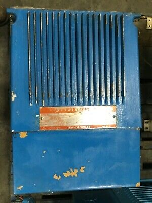 General Electric 9t21b9103 Dry Type Transformer 15 Kva 4032dk