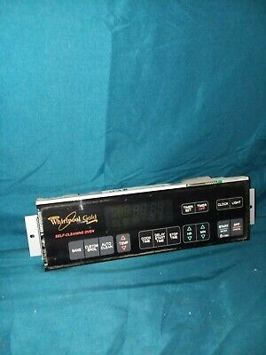 Whirlpool Gold Oven Electronic Control Board - Part # 8054008, 6610169