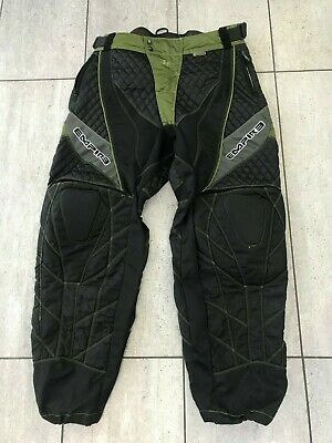 Empire Contact Paintball Pants / bottoms / Trousers - Olive / Black Size XL, used for sale  Lincoln