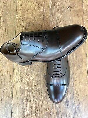 Barker 7F UK Shoe Brown Oxford