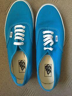Size 11 Blue vans  Kallangur Pine Rivers Area Preview