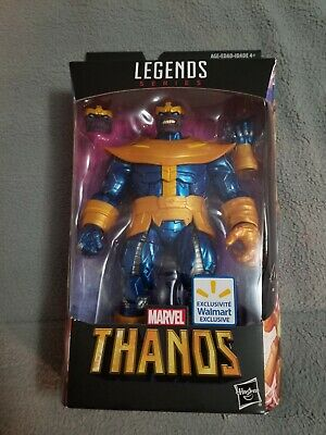 Walmart Exclusive THANOS Action Figure - Marvel Legends Limited Edition