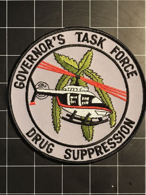 State Of Georgia Governor's Task Force Drug Suppression, GTF Large Patch