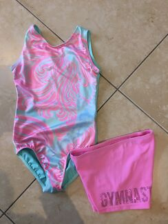 Sylvia P leotards included Delta Level 1-3
