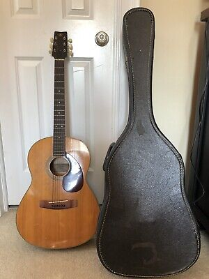 Vintage Yamaha FG-75 Acoustic Guitar