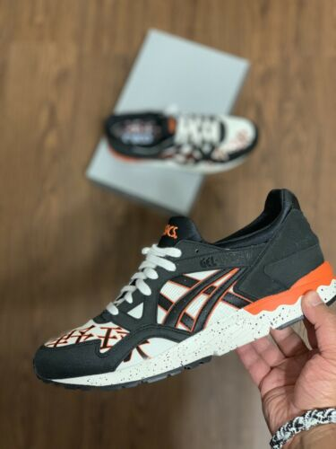 ASICS Tiger GEL-Lyte V Cream/ Black Japanese Sport Culture