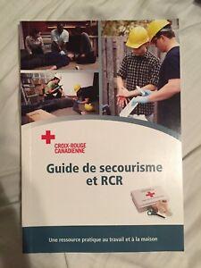 Guide de secourisme et RCR