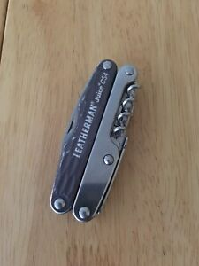 Leatherman pocket knife multi tool