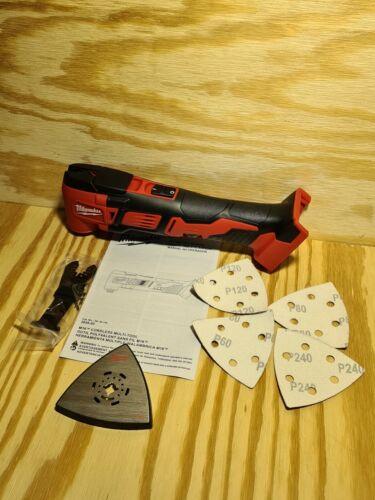 Milwaukee M18 Oscillating Multi-tool - $81.00